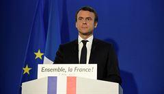 Brusel, to jsme my! Prezident Macron chce EU posunout blíž k federativnímu státu