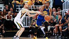 NBA: Basketbalisté Golden State vyhráli i osmý zápas v play off