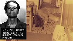 Čtyři měsíce hrůzy. Mullin kvůli božím hlasům ubil, rozřezal a zastřelil 13 lidí