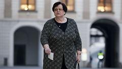 Benešová: Jsme svědky jevu, kdy advokáti megazločinců brání policejní reformu