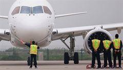 Čína mění svět letadel. Vypustila C919, za pár let s ním možná poletíte i vy