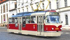 Tramvaje na Žižkově mají jezdit skrze historickou budovu nákladového nádraží