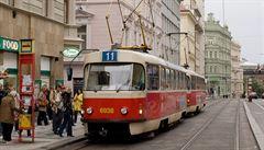 Praha plánuje stavbu téměř třiceti tramvajových tratí. Tři z nich chce postavit do pěti let