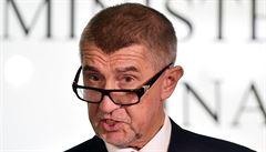 Babiš: Jednání o obsazení čela ministerstva financí budou pokračovat příští týden