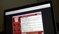 Na kyberútoku vyděrači nezbohatli. Oběti jim zaplatily méně než 2 miliony korun