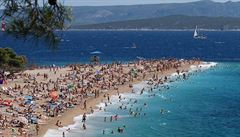 Turisté druhé kategorie. Bosňáci v Chorvatsku