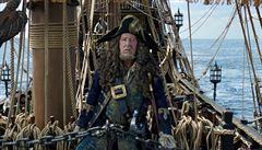 Piráti nejen z Karibiku. Hackeři ukradli snímek před premiérou a chtějí výkupné