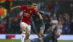 Finále Evropské ligy si zahrají Manchester s Ajaxem
