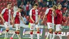 Slavia v čele neodskočila. Dvakrát vedla, s Duklou ale nakonec remizovala 2:2