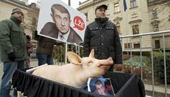 Agrofert chce poslat do insolvence zemědělce Radu, který 'válčil' s Babišem