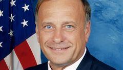 Velvyslancem USA v Česku má být Steve King. Je proti migraci, fandil Le Penové