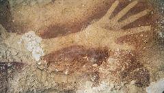 Tajemství prehistorických rukou v evropských jeskyních