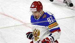 Od IIHF čtyři roky, od NHL tři zápasy. Kuzněcov zná tresty za požití kokainu