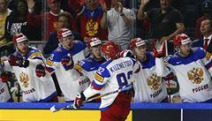 Rána pro ruský hokej. Kuzněcov měl na MS v den zápasu o bronz s Českem pozitivní test na kokain