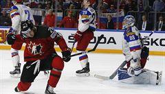 Impozantní obrat! Kanaďané prohrávali s Rusy 0:2, čtyři góly v závěru jim zajistily finále