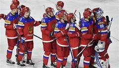 Všichni chtějí ruské hokejisty na olympiádě. K Čechům se přidala také světová federace