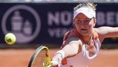 Nadějná tenistka se opřela do Čechů. 'Umíte se jen vysmívat, zesměšnit a potupit'