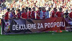 Fotbalová Plzeň před odvetou s FCSB: Odmítněte rasismus - fanděme Viktorce