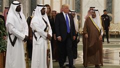 Saúdská Arábie stupňuje tažení proti Kataru