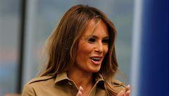Melania Trumpová získala vízum pro imigrantskou elitu. Její přínos USA znám není
