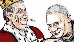 Právní barometr: Milost pro Kajínka je Zemanův zvrhlý kalkul