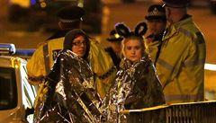 K výbuchu v Manchesteru se přihlásil Islámský stát. Mrtvých je zatím 22