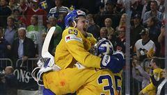 Švéd Nylander se stal nejlepším hráčem turnaje, produktivitu ovládl Panarin