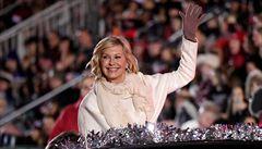 Tančila s Travoltou. Hvězdě Pomády Olivii Newton-Johnové už potřetí diagnostikovali rakovinu