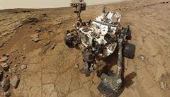 Vědci z NASA mají víkendovou pohotovost. Na Marsu zachytili  zatím nikdy nenaměřenou koncentraci metanu