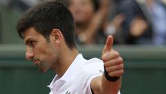 Rakouský dravec Thiem zničil Djokoviče a v semifinále vyzve fenoména Nadala