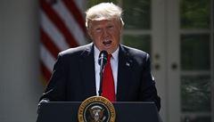 Věří Trump na globální oteplování? Jeho poradci nevědí, nebo záměrně mlží