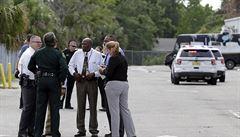 Při přestřelce na Floridě zemřelo pět lidí, o terorismus se pravděpodobně nejednalo