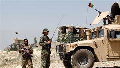 Tálibán zaútočil na metropoli afghánské provincie Ghazní. Není jasné, zda boje pokračují