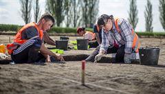 Archeologové u Domašína na Rychnovsku objevili pravěké osídlení. Nespíš patří ke kultuře se šňůrovou keramikou
