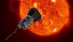 Sonda NASA se má rekordně přiblížit Slunci. Vydrží až 1400 stupňů