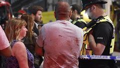 Další teror v Londýně: útok dodávkou a noži si vyžádal 7 mrtvých a 48 zraněných