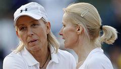 Návrátilová bojuje s rakovinou a vítězí na French Open