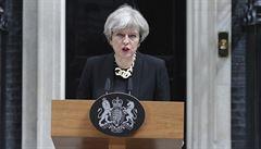 Britská premiérka Mayová oznámila, že se ujímá vyjednávání s EU o brexitu