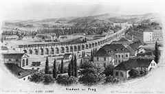 Slavný viadukt přes Vltavu měří kilometr, mostní oblouky rozeberou na dílky