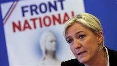 Strana Le Penové se stala nejpopulárnější stranou mezi mladými. Fenomén přiživuje zklamání z politiky