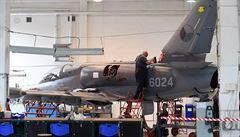 Aero Vodochody plánuje stavbu čtyř nových letounů L-39NG. Bude je ukazovat klientům
