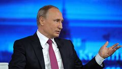 Putin prodloužil ruské sankce proti Evropské unii. Až do konce roku 2018