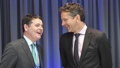 Euroskupina schválila Řecku uvolnění 8,5 miliardy eur