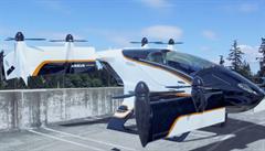 Taxi od Airbusu vzlétne do konce roku. Služba má fungovat jako Uber