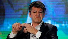 Investor Uberu žaluje klíčovou osobu firmy aneb Kalanick má další trable