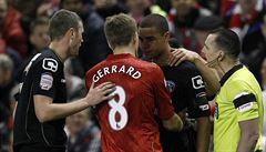 Rasismus v Liverpoolu: fanoušci rozbrečeli hráče