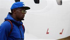 Světový rekordman Bolt už se v Ostravě chystá na Zlatou tretru