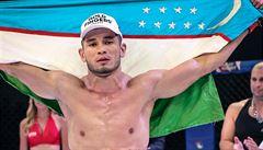 Uzbecká pohádka počesku. Muradov i díky přátelství s Mayweatherem začíná dobývat MMA scénu