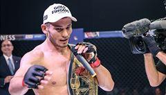Fighter UFC se stane součástí esportového týmu. Muradov chce využít čas na přípravu k zápasům