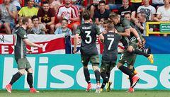 Němci vyřadili Anglii na penalty a ve finále ME do 21 let vyzvou Španělsko